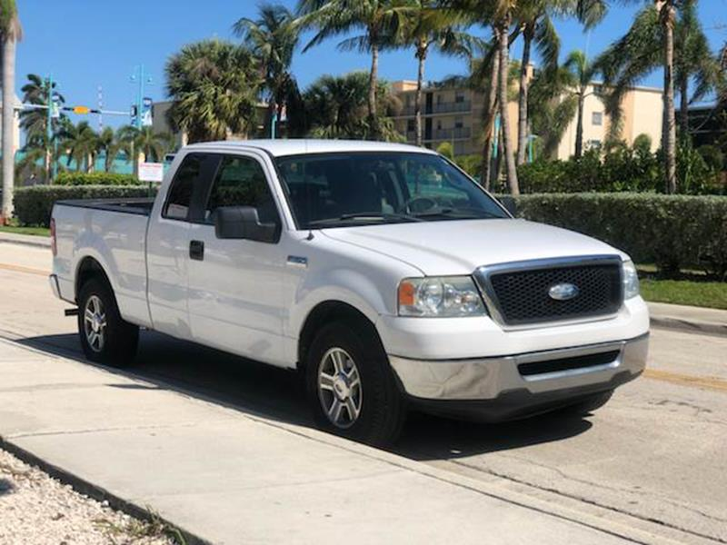 2007 ford f-150 fx2 4dr supercab styleside 5.5 ft. sb in boynton