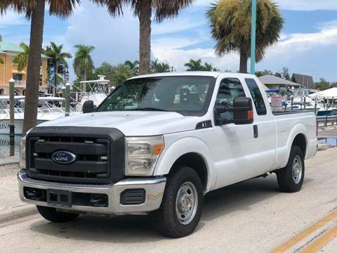2014 Ford F-250 Super Duty for sale at L G AUTO SALES in Boynton Beach FL