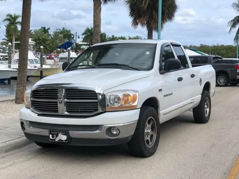 2006 Dodge Ram Pickup 1500 for sale at L G AUTO SALES in Boynton Beach FL