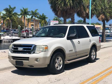 2008 Ford Expedition for sale at L G AUTO SALES in Boynton Beach FL