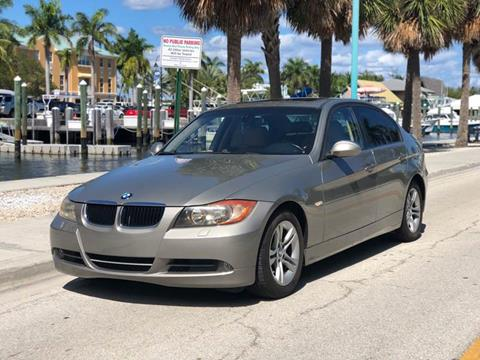 2008 BMW 3 Series for sale at L G AUTO SALES in Boynton Beach FL