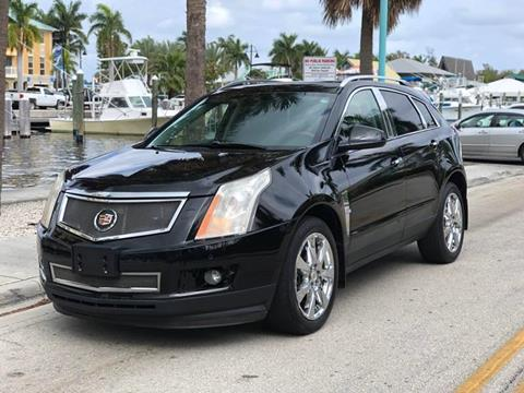 2010 Cadillac SRX for sale at L G AUTO SALES in Boynton Beach FL