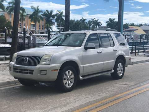 2006 Mercury Mountaineer for sale at L G AUTO SALES in Boynton Beach FL