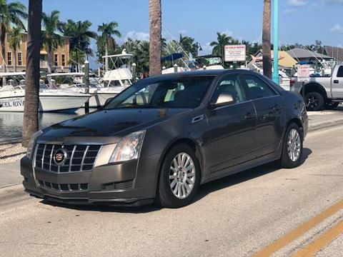 2012 Cadillac CTS for sale at L G AUTO SALES in Boynton Beach FL