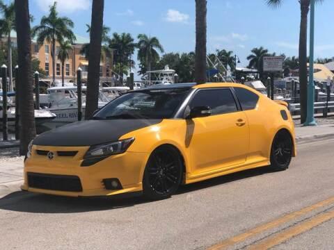 2012 Scion tC for sale at L G AUTO SALES in Boynton Beach FL