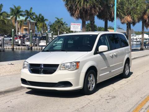 2011 Dodge Grand Caravan for sale at L G AUTO SALES in Boynton Beach FL