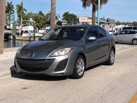 2010 Mazda MAZDA3 for sale at L G AUTO SALES in Boynton Beach FL