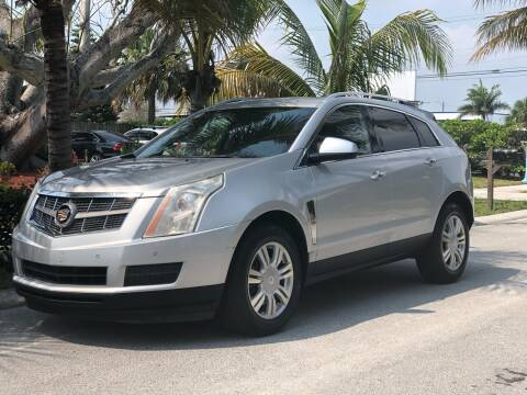 2011 Cadillac SRX for sale at L G AUTO SALES in Boynton Beach FL