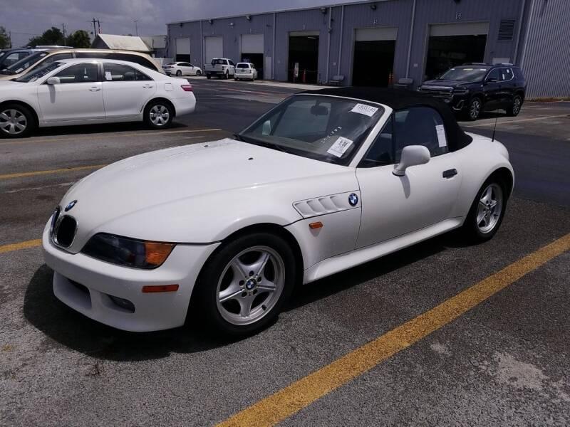 1999 BMW Z3 for sale at L G AUTO SALES in Boynton Beach FL