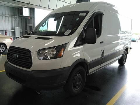 2016 Ford Transit Cargo for sale at L G AUTO SALES in Boynton Beach FL