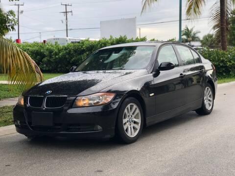 2006 BMW 3 Series for sale at L G AUTO SALES in Boynton Beach FL