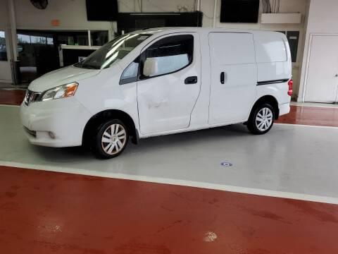 2014 Nissan NV200 for sale at L G AUTO SALES in Boynton Beach FL