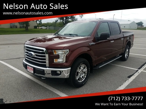 Nelson Auto Sales Used Cars Harlan Ia Dealer