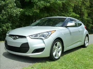 2014 Hyundai Veloster for sale in Matthews, NC