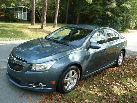 2012 Chevrolet Cruze for sale in Matthews, NC