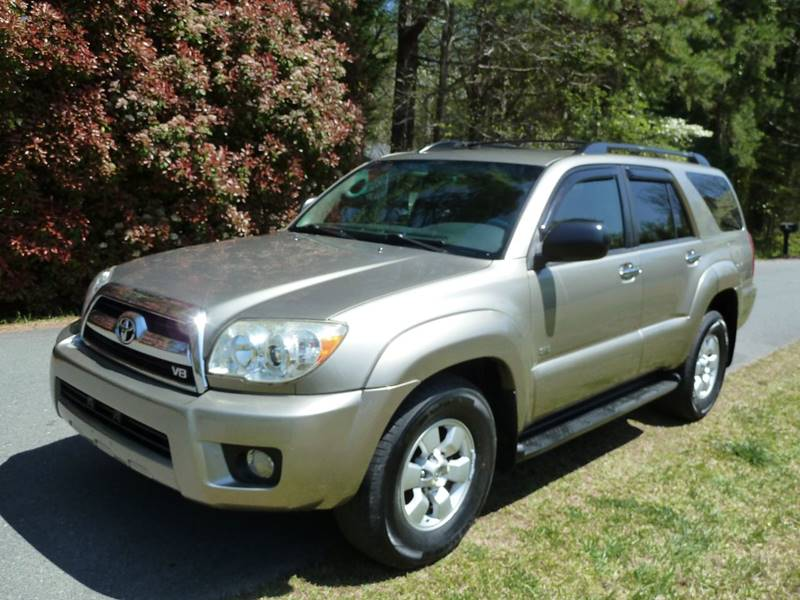2007 toyota 4runner sr5 in matthews nc templar auto group. Black Bedroom Furniture Sets. Home Design Ideas