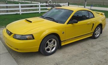 2004 Ford Mustang for sale in Monticello, IA