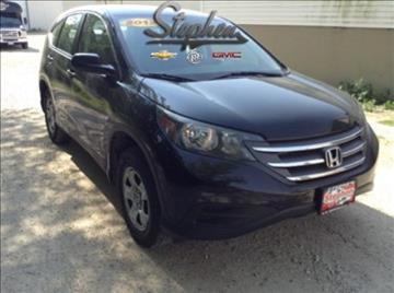 2012 Honda CR-V for sale at Stephen Motors in Monticello IA