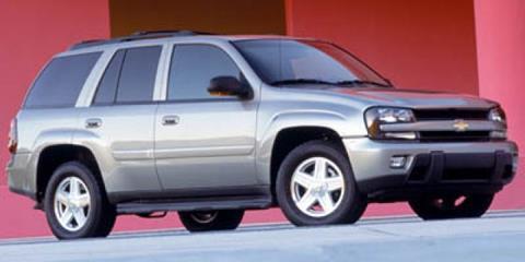 2005 Chevrolet TrailBlazer for sale at Stephen Motors in Monticello IA