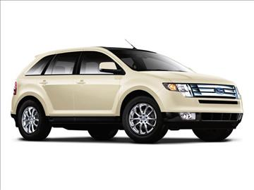 2008 Ford Edge for sale at Stephen Motors in Monticello IA