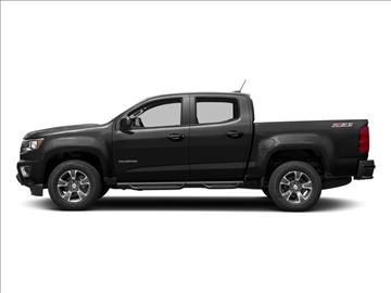 2017 Chevrolet Colorado for sale at Stephen Motors in Monticello IA