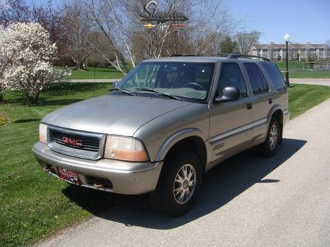 1998 GMC Jimmy for sale in Monticello, IA