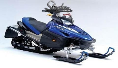 2005 Yamaha Venture RS Snowmobile for sale in Monticello, IA