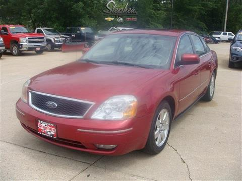 2006 Ford Five Hundred for sale in Monticello, IA