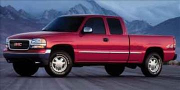 2001 GMC Sierra C3 for sale in Monticello, IA