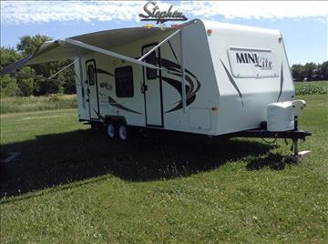 2013 AM General Rockwood Lite Weight Trailer for sale in Monticello, IA