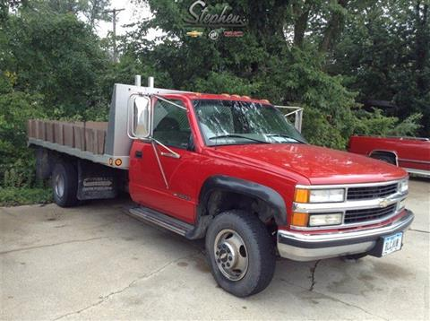 2000 Chevrolet C/K 3500 Series for sale in Monticello, IA