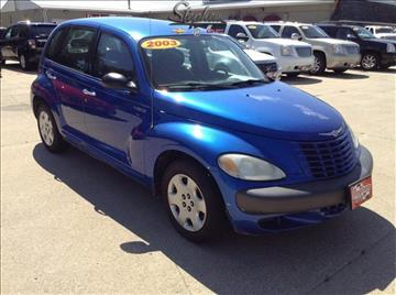 2003 Chrysler PT Cruiser for sale at Stephen Motors in Monticello IA