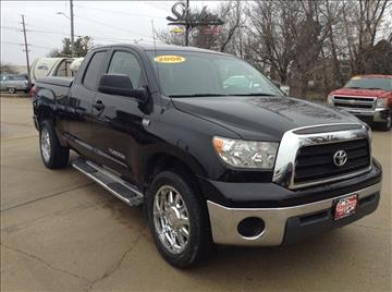 2008 Toyota Tundra for sale at Stephen Motors in Monticello IA