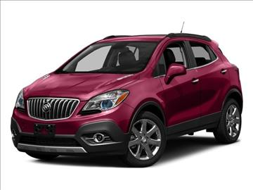 2016 Buick Encore for sale at Stephen Motors in Monticello IA