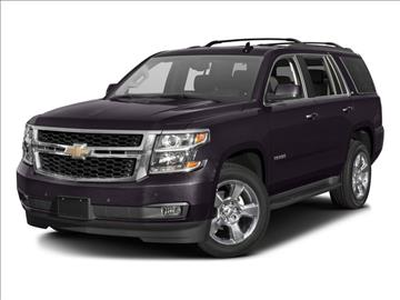 2016 Chevrolet Tahoe for sale at Stephen Motors in Monticello IA