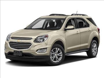 2017 Chevrolet Equinox for sale at Stephen Motors in Monticello IA