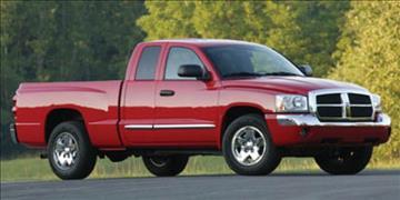 2005 Dodge Dakota for sale at Stephen Motors in Monticello IA