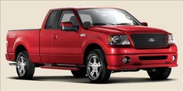 2007 Ford F-150 for sale at Stephen Motors in Monticello IA