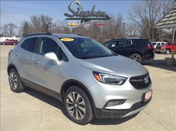 2017 Buick Encore for sale at Stephen Motors in Monticello IA