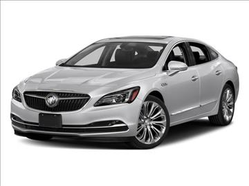 2017 Buick LaCrosse for sale at Stephen Motors in Monticello IA