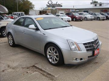 2009 Cadillac CTS for sale at Stephen Motors in Monticello IA
