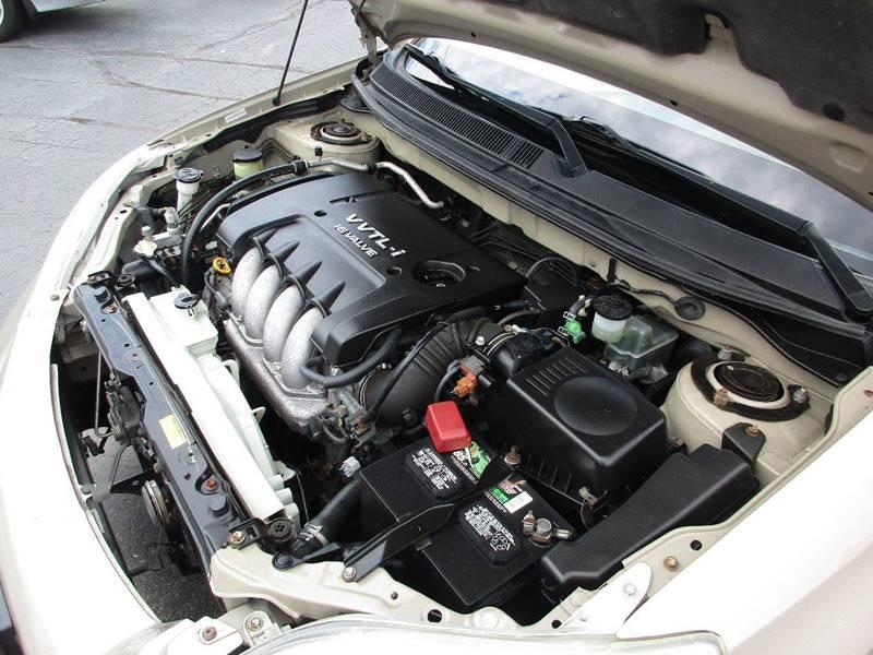 2003 Toyota Matrix for sale at TRI CITY AUTO SALES LLC in Menasha WI