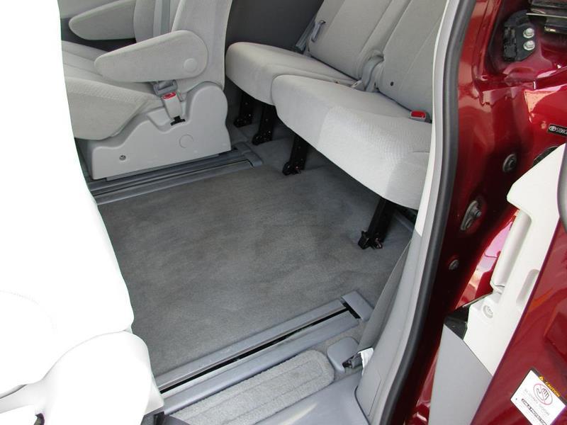 2009 Toyota Sienna for sale at TRI CITY AUTO SALES LLC in Menasha WI