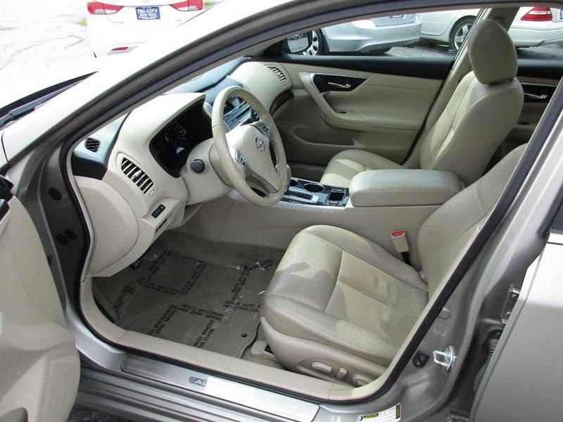 2013 Nissan Altima for sale at TRI CITY AUTO SALES LLC in Menasha WI