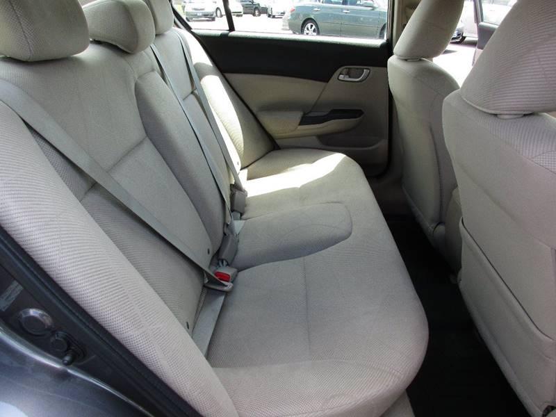 2012 Honda Civic for sale at TRI CITY AUTO SALES LLC in Menasha WI