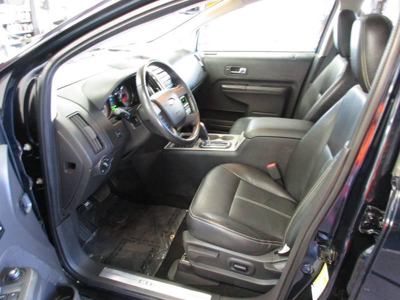 2010 Ford Edge for sale at TRI CITY AUTO SALES LLC in Menasha WI