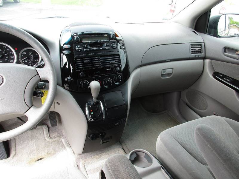 2005 Toyota Sienna for sale at TRI CITY AUTO SALES LLC in Menasha WI