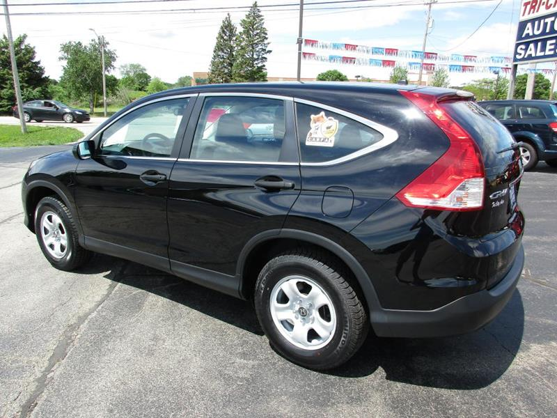 2011 Honda CR-V for sale at TRI CITY AUTO SALES LLC in Menasha WI