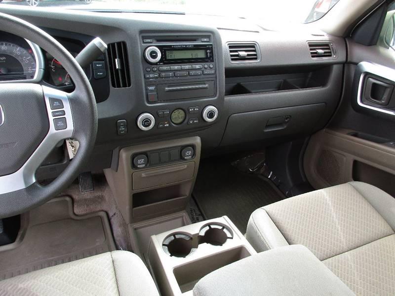 2008 Honda Ridgeline for sale at TRI CITY AUTO SALES LLC in Menasha WI