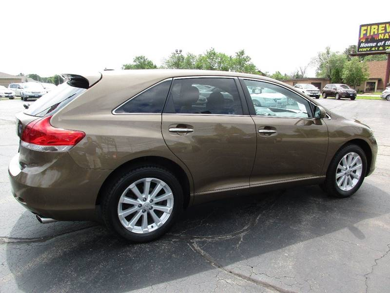 2009 Toyota Venza for sale at TRI CITY AUTO SALES LLC in Menasha WI